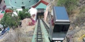 Se desploma funicular en Guanajuato