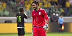 Corona acepta error en gol de Brasil