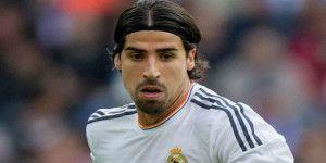 Sami Khedira se va del Real Madrid