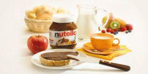 Italia y Francia se pelean por la Nutella