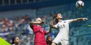 FIFA 16 incluirá selecciones femeniles