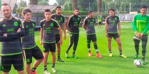 Miguel Herrera anuncia alineación para encarar a Brasil