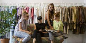 Abren las primeras tiendas que alquilan ropa