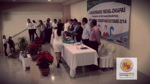 del Ineval-Chiapas está coordinar los procesos de evaluación