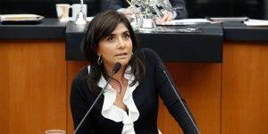 Roban a Alejandra Barrales en la Condesa