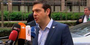 Se cerrará acuerdo sobre Grecia si todas las partes lo desean: Tsipras