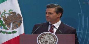 Depreciación del peso es positiva para México: EPN