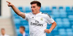 Jugador del Real Madrid llega a equipo de la segunda inglesa