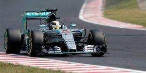 Hamilton se queda con la pole en Hungría