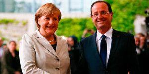 Francia y Alemania analizarán políticas migratorias