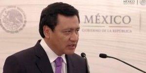 Derechos Humanos no causaron la fuga de El Chapo: Osorio Chong