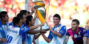 Puebla derrota a Monarcas y gana la Supercopa MX