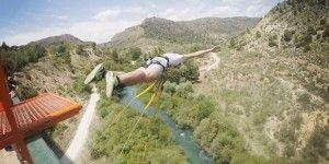 Joven muere tras lanzarse del bungee