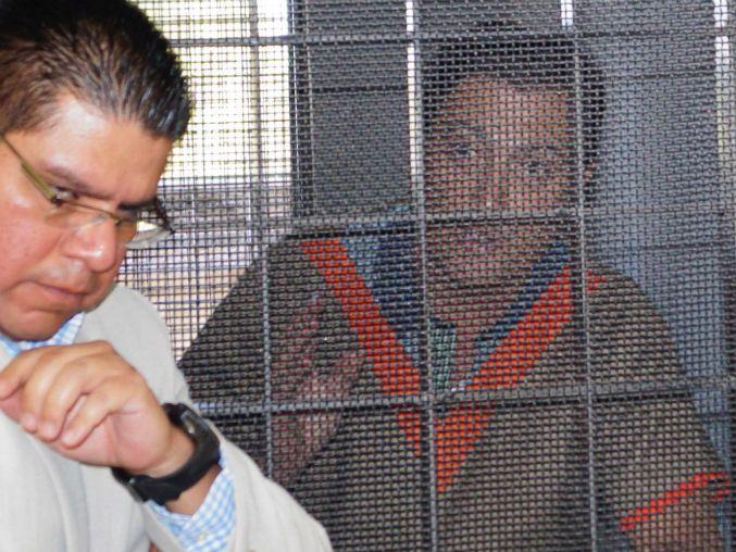 El exgobernador Reynoso Femat fue detenido en 2014 por peculado