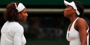 Serena y Venus Williams se verán las caras en Wimbledon