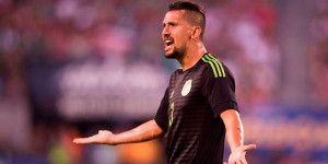Yasser Corona baja de la selección por lesión