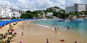 Turismo y lluvia dejan 444 toneladas de basura en playas de Acapulco