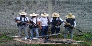 Nuevo grupo de autodefensas podría ser broma: Salvador Jara