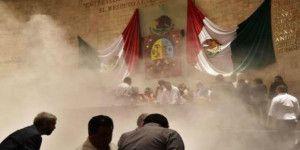 Altercado en el Congreso de Oaxaca