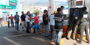 Desabasto de gasolina presente en al menos 5 estados