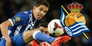 La Real Sociedad confirma la cesión de Diego Reyes