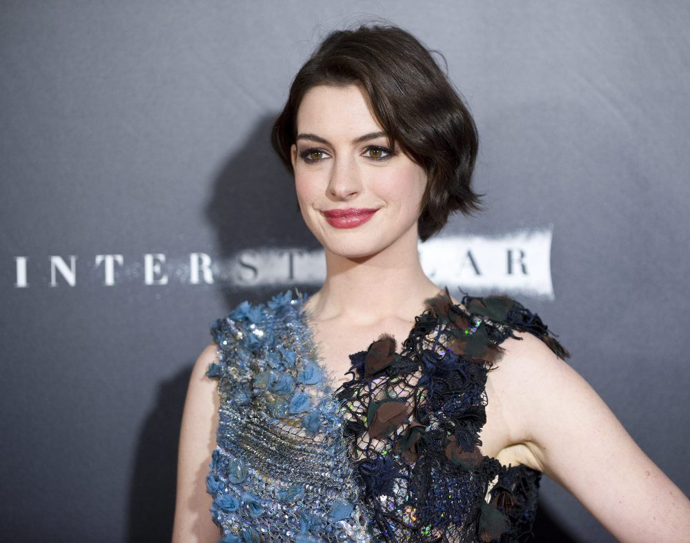 Anne Hathaway: ¿La nueva Barbie?