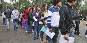 Más de 53 mil estudiantes no ingresarán a la UNAM