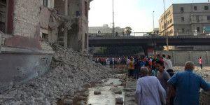 Explota coche bomba en consulado italiano en Egipto