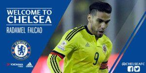 El Chelsea hace oficial la llegada de Falcao