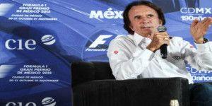 Emerson Fittipaldi embajador de GP México