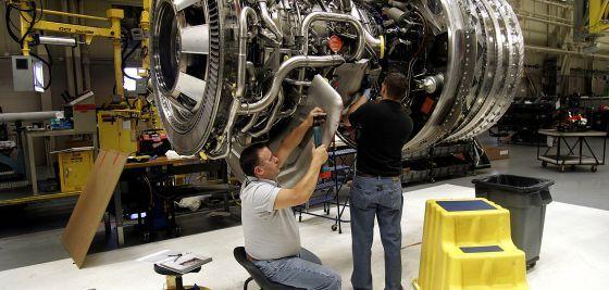 Algunos trabajadores de General Electric podrán tomar vacaciones ilimitadas. Foto de El País.