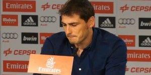 """""""Este no es un adiós del Real Madrid"""": Iker Casillas"""
