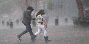 Prevén lluvias en sur y sureste del país
