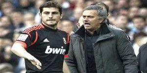 Mourinho: Casillas gana demasiado en Portugal