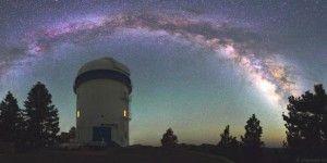 México y Francia construirán telescopio