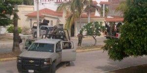 SEMAR detiene a 4 personas por operativo en Mazatlán