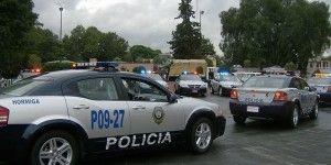 Detienen a cinco presuntos delincuentes en Iztapalapa