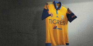 Tigres presenta sus nuevas playeras