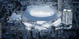El Tottenham Hotspur recibirá partidos de la NFL