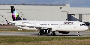 Aterrizaje de emergencia de avión de Volaris