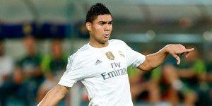 Real Madrid anuncia renovación de Casemiro hasta 2021