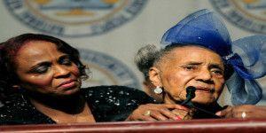 Murió la veterana de guerra más vieja de EE.UU.