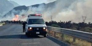 Cuatro muertos por explosión de gasoducto en Nuevo León