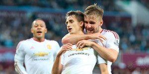 Januzaj le da el triunfo al Manchester United