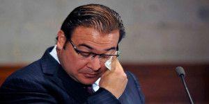 PGJDF tomará declaración de Javier Duarte en Veracruz