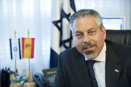 Lior Haiat. Foto de Internet