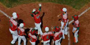 México avanza en Serie Mundial de Pequeñas Ligas