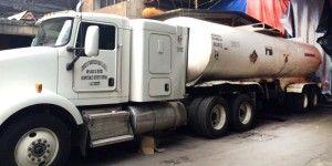 Detienen a 14 por robo de combustible en Azcapotzalco