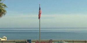 La bandera de EE. UU. vuelve a ondear en Cuba