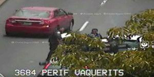 Detienen a 3 asaltantes que fueron grabados en Coyoacán